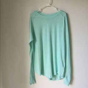 Free People Arden Tee Size S